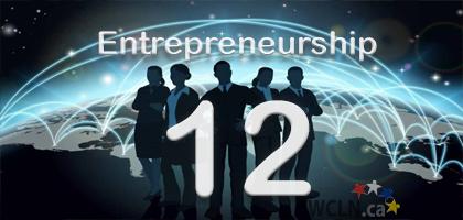 Entrepreneurship 12