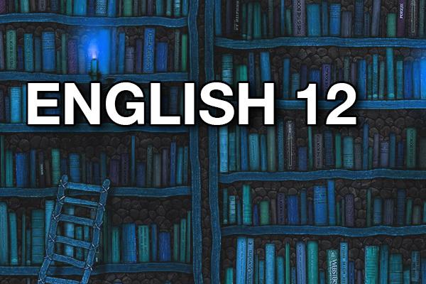 English Studies 12