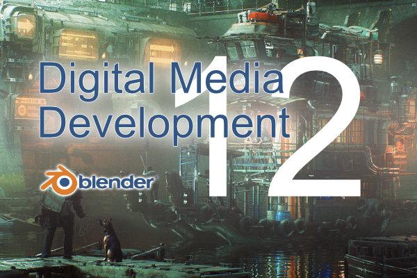 YL Digital Media Development 12